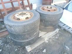 "Резина на дисках Dunlop Dectes SP001. x17.5"" 6x222.25"