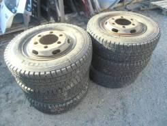 "Резина на диска Dunlop Wintermaxx LT03. x16"" 6x222.25"