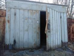 Сдам хороший гараж. Вид снаружи