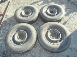 "Резина на дисках Dunlop Enasave Van01. x15"" 6x139.70"
