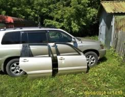 Дверь боковая правая Toyota Kluger