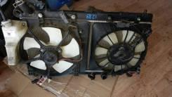 Радиатор охлаждения двигателя. Honda Jazz Honda Fit, GD3, GD4, GD1, GD2 Двигатели: L12A1, L12A3, L12A4, L13A1, L13A2, L13A5, L13A6, L15A1, L13A, L15A