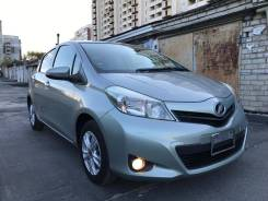 Toyota Vitz. автомат, передний, 1.3 (95л.с.), бензин