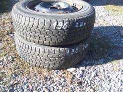 """Пара колес, зимние шины 185/65 R-14 с дисками 4х114. 5.5x14"""" 4x114.30 ЦО 65,0мм."""