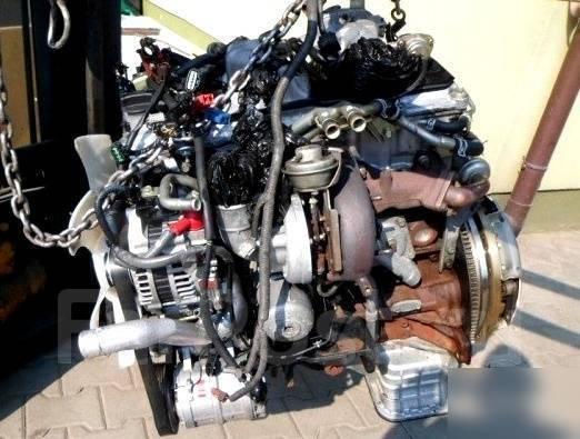 Двигатель Нисан Патрол 3.0 TD ZD30DDTi