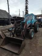МТЗ 80. Трактор мтз-80, 75 л.с.