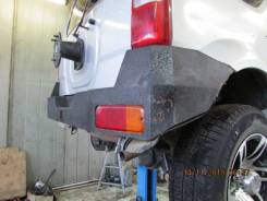 Силовые бампера. Suzuki Jimny