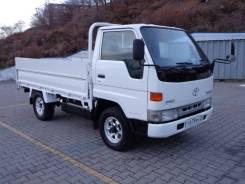 """Toyota ToyoAce. 4WD категория """"В"""" Отличное состояние, 3 000куб. см., 1 500кг., 4x4"""