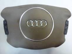 Подушка безопасности водителя. Audi: A6 allroad quattro, A8, A4, S6, RS6, S8, A6, S3, A3, A2, S4 AKE, APB, ARE, BAS, BAU, BCZ, BEL, BES, AAH, ABZ, ACK...