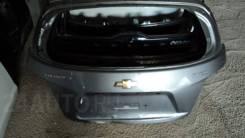 Дверь багажника. Chevrolet Aveo, T300