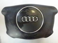 Подушка безопасности водителя. Audi: A6 allroad quattro, A4, S6, A6, S3, A3, S4, A2 AKE, APB, ARE, BAS, BAU, BCZ, BEL, BES, ALT, ALZ, AMB, AMM, ASN, A...