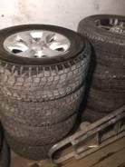 """Продам колёса в сборе диски toyota шины dunlop 275/65-17. x17"""" 6x139.70"""