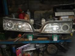 Фара. Toyota Corolla, AE100, AE100G, CE102, CE102G Двигатель 3CE