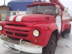 ЗИЛ. Пожарная машина Зил