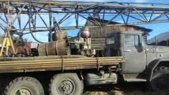 ЗИЛ 131. Продается буровая УРБ-2,5А на базе , 6 000куб. см.