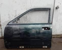 Дверь передняя левая голая 67112-50011 Лексус LS400