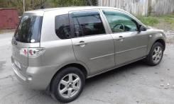 Mazda Demio. автомат, передний, 1.3, бензин, 102 400тыс. км