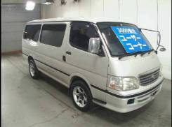 Toyota Hiace. KZH116G, 1KZTE