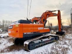 Doosan DX260 LCA. Продаю экскаватор Doosan DX 260LCA в наличии в Иркутске, 1,29куб. м.