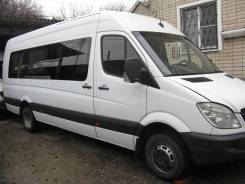 Mercedes-Benz Sprinter 515 CDI. Мерседес спринтер 515, 23 места