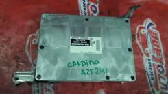 Блок управления двс. Toyota Caldina, AZT241, AZT241W Двигатель 1AZFSE