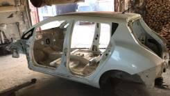 Кузов в сборе. Nissan Leaf, AZE0 Двигатель EM57