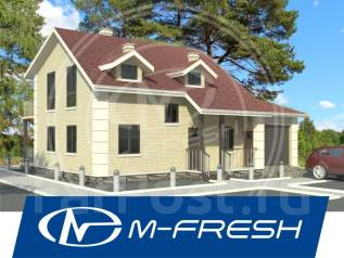 M-fresh Smart power (Покупайте сейчас со скидкой 20%! Узнайте! ). 200-300 кв. м., 2 этажа, 5 комнат, кирпич