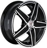 """NZ Wheels F-1. 6.0x15"""", 4x100.00, ET50, ЦО 60,1мм."""