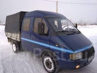 ГАЗ 33023. Продам газель 33023, 2 500куб. см., 1 000кг., 4x2
