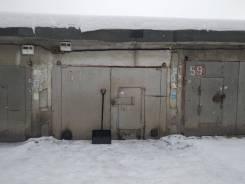 Гаражи капитальные. проспект Авиаторов 9, р-н Новоильинский, 27кв.м., электричество, подвал. Вид снаружи