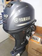 Yamaha. 40,00л.с., 4-тактный, бензиновый, нога L (508 мм), 2015 год год. Под заказ