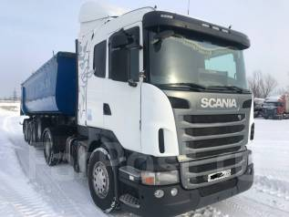 Scania G400. Skania G400 сцепка, 12 740куб. см., 12 900кг., 4x2