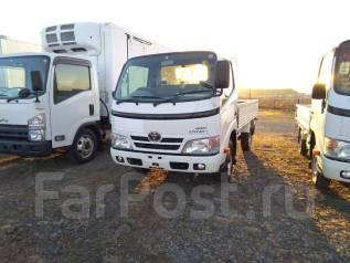 Toyota Dyna. Продам бортовой грузовик , 4WD, категория В, 3 000куб. см., 1 500кг., 4x4