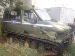 ГАЗ 3409. Продам снегоболотоход, 2 700куб. см. Под заказ