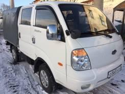 Kia Bongo III. Продам Kia Bongo3, 2 900куб. см., 1 000кг., 4x4