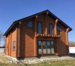 Продам красивый дом из бруса (анг сосна),174 кв. м, участок 13,5 соток,. р-н Кневичи, площадь дома 174кв.м., скважина, электричество 15 кВт, от част...