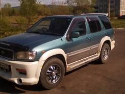 Обвес кузова аэродинамический. Nissan Terrano, LR50, LUR50, LVR50, PR50, R50, RR50, TR50
