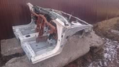 Передняя часть автомобиля. Mazda Capella, GF8P, GFEP, GFER, GFFP, GW5R, GW8W, GWER, GWEW, GWFW Двигатель FPDE