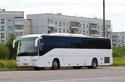 Higer KLQ6119TQ. Автобус междугородный Higer 6119TQ 47 мест, 47 мест