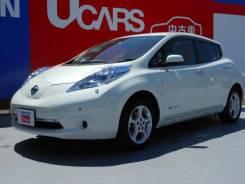 Nissan Leaf. автомат, передний, электричество, 25 000тыс. км, б/п. Под заказ