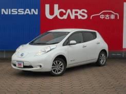 Nissan Leaf. автомат, передний, электричество, 22 000тыс. км. Под заказ