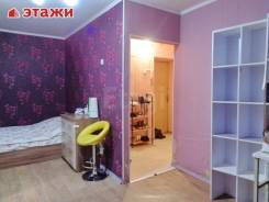 1-комнатная, улица Некрасовская 96/4. Некрасовская, проверенное агентство, 32кв.м.
