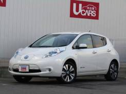 Nissan Leaf. автомат, передний, электричество, 40 000тыс. км, б/п. Под заказ