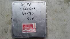 Компьютер, 3S-FE, Toyota Corona, ST170, 89661-20823