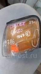 Габаритный огонь. Toyota Starlet, EP80, EP82