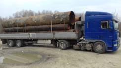 Грузоперевозки длинномерами любых грузов