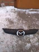 Решетка радиатора. Mazda Demio, DY3W Двигатели: ZJVE, ZJVEM