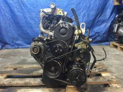 Двигатель в сборе. Mazda: Familia, Demio, 323, Eunos 100, Autozam AZ-3 Двигатели: B3ME, B5, B5ZE, ZLDE, B5E, B5ME, B5DE