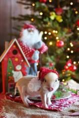 Фотостудия в аренду зимние декорации для детей и всей семьи