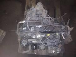 Двигатель в сборе. Toyota Dyna Двигатели: 3Y, 3YP